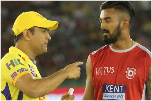 Loved MS Dhoni's Calmness, He Was Always A Mentor: KL Rahul