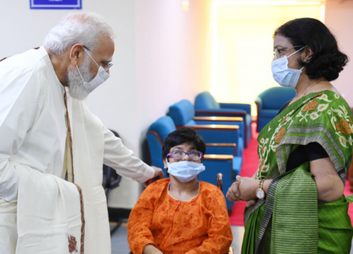 PM Modi Hails India For Creating History With 100 Crore Vaccinations in 279 Days