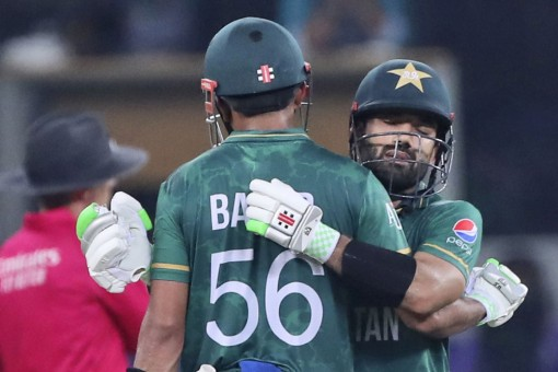 IND Vs PAK, T20 World Cup: Babar Azam Leads Pakistan Rout Of India