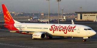 SpiceJet Introduces Special Livery To Mark India's 100 Crore Feat In Covid-19 Vaccination