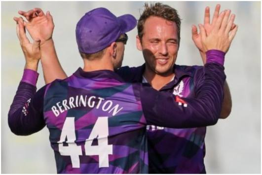 T20 World Cup: Scotland Beat PNG by 17 Runs