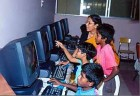 Computers prepare Shanti Bhavan students to join the world.