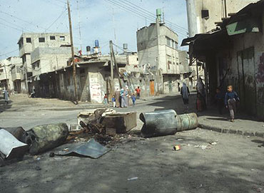 Two Days In Palestine
