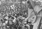 Emergency exit: Indira Gandhi campaigning for re-election in '77
