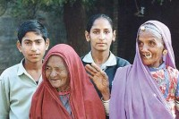 A school may be a harbinger of change in rural Rajasthan