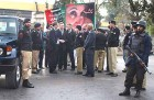 Who killed her? The Scotland Yard team quizzing Pak cops at the Liaqat Bagh site where the PPP leader was assassinated