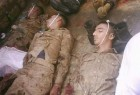 Pakistani soldiers killed in a suicide attack in NWFP, Nov. 8, 2006