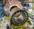 Heart of matter: Magnet core of CERN's Compact Muon Detector