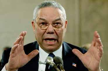 Rebutting Colin Powell