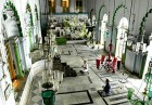 Invoking a past: The interior of the Imambara
